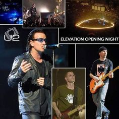 On this day in 2001, U2 opened the Elevation tour at the National Car Rental Center in Sunrise, FL.  Audio, recap, setlist, and links: http://u2.fanrecord.com/post/114553708644/the-live-debut-of-walk-on-on-this-day-in