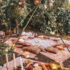 Comida Picnic, Beach Picnic, Backyard Picnic, Picnic Decorations, Picnic Birthday, Event Decor, Glamping, Boho Wedding, Event Planning