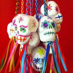 Sugar Skulls Pendants