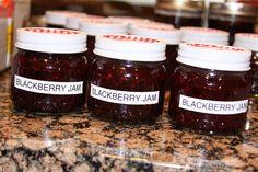 Recipes We Love: Blackberry Jam