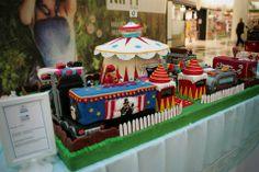 Bolos,cakedesign,pasgelpan,cakes,circus