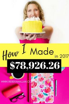 HOW I MADE $78,926.26 IN 2017   As I write that number, I shake my head in wonder, at how I actually achieved that.It seems like magic.Because only 12 months previous, I made $15k.In 12 months I five (5x) timed my online business income.