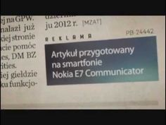 NOKIA - one small ad one great effect