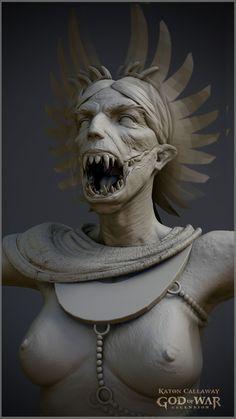 Art of God of War:Ascension