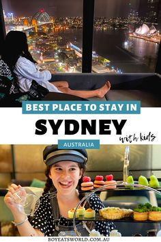 Are you looking for great places to stay in Sydney, Australia with kids? Discover why you should shat at the Four Seasons Hotel in Sydney! From epic views of Sydney to some delicious food, the Four Seasons Hotel is one of the best hotels in Sydney! I where to stay in Australia I Australia travel I Sydney hotels I Sydney accommodation I family hotels in Australia I #Australia #Sydney Sydney For Kids, Cities In Wales, Sydney Australia Travel, Sydney Beaches, Flying With Kids, Sydney City, Travel Expert, Road Trip With Kids, Toddler Travel