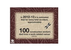 Key h&s statistics from the construction industry. See  http://www.hse.gov.uk/construction/campaigns/safersites/?ebul=pinterest  for more on HSE's Safersites Initiative