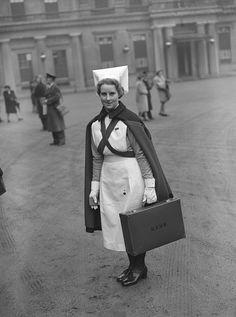 d-day nurses