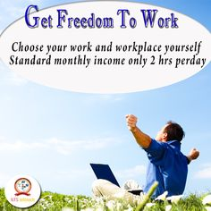 Get Freedom to work. Please visit us- www.ntsinfotechindia.com
