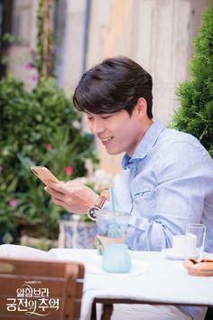 Hyunbin - Memories of the Alhambra Cr: tvndrama Hyun Bin, Lee Min Ho, Asian Actors, Korean Actors, Korean Dramas, Hyde Jekyll Me, Seo Ji Hye, Netflix, Park Shin Hye