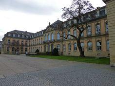 Palacio Nuevo de Stuttgart (Neue Schloss), Alemania