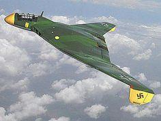 En 1944, Focke-Wulf creó tres diseños con un atacante utilizando dos Heinkel-Hirth Él S 011 turborreactores. Bombardero-Projekt y estaban bajo la dirección de Dipl.-Ing. H. von Halem y D. Küchemann. Velocidad de 659 mph Rango: 1305mi con Altitud bombload 2250lb: 45931ft este proyecto se encontraba en un estado avanzado de desarrollo, pero retrasó debido a los motores a reacción. El final de la guerra significó que el proyecto llegó a su fin