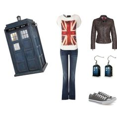 """""""rose tyler"""" by kaylenbailey on Polyvore"""