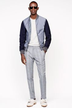 J.Crew Spring 2014 Menswear Collection
