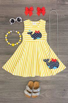 Our boutique kids outfits are perfect for any and everyday wear! Baby Girl Dresses, Baby Dress, The Dress, Little Girl Outfits, Kids Outfits, Short Sleeve Dresses, Dresses With Sleeves, Sweet Dress, Cute Baby Clothes