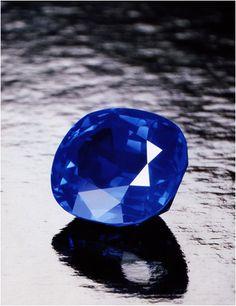 Kashimir Sapphire untreated 3.81ct