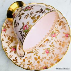 A personal favorite from my Etsy shop https://www.etsy.com/ca/listing/569400228/tuscan-china-sunshine-pale-pink-rose