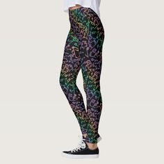 Stylish #Music Leggings ~ from UROCK! Musically Gifted