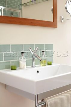 Search this site loaded with information on Restroom Renovation Cloakroom Sink, Bathroom Splashback, Bathroom Basin, Washroom, Cloakroom Ideas, Bathroom Mirrors, Cheap Bathroom Remodel, Diy Bathroom Decor, Bathroom Ideas