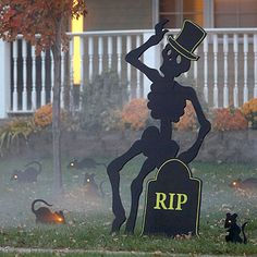 Need to make him for the graveyard this year!