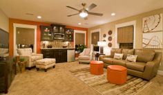 What's your social style? Does this room make you want to socialize? Then pin it!