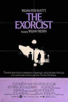 Exorcist (1974) Original One-Sheet Movie Poster