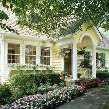 Enhance the Shutters and Trim