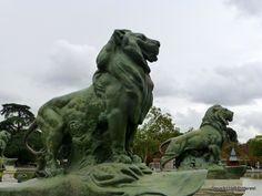 Parque del Retiro @ Madrid, Spain