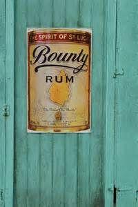 St. Lucia Vintage Caribbean Sign - Bing images