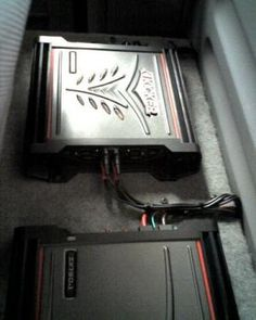 James beefed up the sound in his 2005 Ford F-150 with gear from Crutchfield. #Kicker #srslyDIY