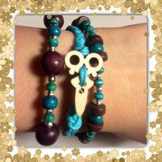 Wood beads 4