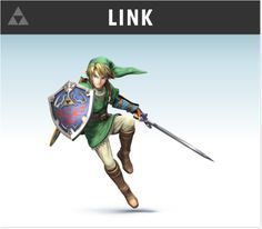 Which Super Smash Bro Are YouListen, Link is great, but you already know that. He's been there from the very beginning, so you know exactly what you're going to get when you play as Link.