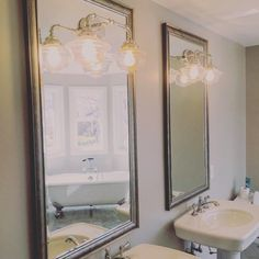 small bathroom mirrors with lights
