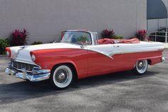 Ideal Classic Cars - 1956 Ford Fairlane