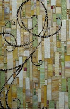 Glass, mosaic, window art, stained glass, DIY - this can be utilised in so many ways I was not really certain where to pin it. Design seems to cover it all. Mosaic Backsplash, Mosaic Wall, Mosaic Glass, Mosaic Tiles, Fused Glass, Glass Art, Backsplash Ideas, Kitchen Backsplash, Mosaic Crafts