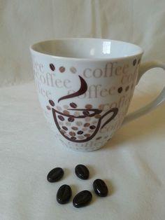 SALE 10 % off !!!   große Kaffee - Tasse / Kaffeebecher / Jumbo / Pott  Porzellan