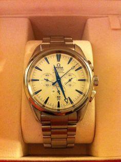 Coin des Affaires - Seamaster Aqua Terra Chronograph 25123000