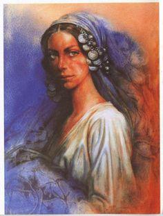 Nazir Nabaa - Syrian Artist