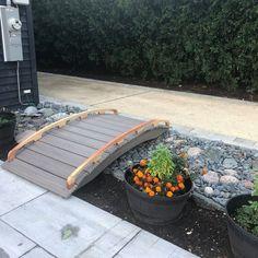 Garden Bridge, Outdoor Structures, Outdoor Decor