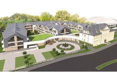 Aktualności - Budomal Michigan, Mansions, House Styles, Home Decor, Decoration Home, Manor Houses, Room Decor, Villas, Mansion