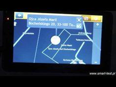 Nawigacja Mio Spirit 8500 LM - test / recenzja nawigacji samochodowej