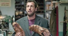 'The Cobbler' Trailer Starring Adam Sandler -- Adam Sandler stars a a shoe repairman who has the ability to step into other peoples lives in the first trailer for 'The Cobbler'. -- http://www.movieweb.com/cobbler-movie-trailer