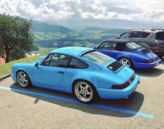 Porsche 911 964, Vintage Porsche, Dream Garage, Porsche Classic, Pure Products, Motorcycles, Wheels, Singer, Cars