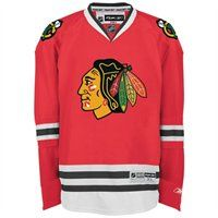 Chicago Blackhawks Red Jersey- as much as I hate the Blackhawks I've always liked this jersey.