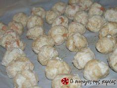 Τυροπιτάκια σε 5 λεπτάκια φωτογραφία βήματος 2 Cereal, Food And Drink, Cookies, Breakfast, Desserts, Biscuits, Morning Coffee, Deserts, Cookie Recipes