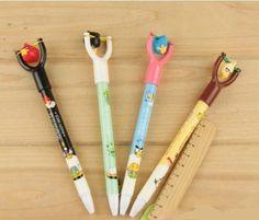 canetas estilingue