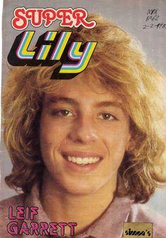 """Revista para chicas """"Super Lily"""" 1981"""