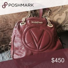 new valentino bag new retails $995 Bags Shoulder Bags