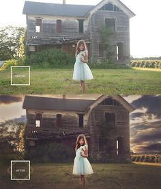 Before and after Photoshop images - 25