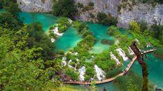 Resultado de imagen para plitvice lakes national park