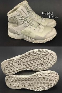 Tactical Footwear 177897: Mens Under Armour Ua Valsetz Rts Tactical Boots 1250234-290 Desert Size 14 BUY IT NOW ONLY: $71.91